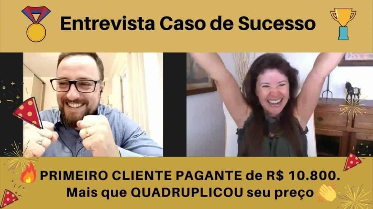 Caso de sucesso - Willian Fabrin