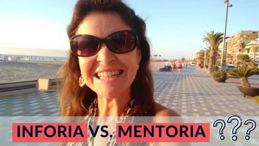 Inforia vs Mentoria