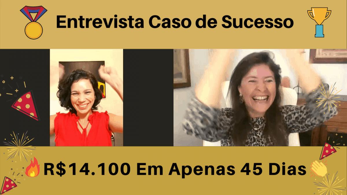 Caso de sucesso - Carol Barros